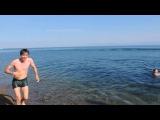 Купание в Байкале!)